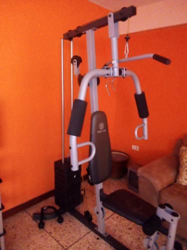 Multifuerza, Maquina De Ejercicios Gold's Gym Xrs 30