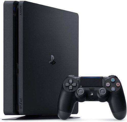 Playstation 4 Ps4 1tb Slim + Juego Fifa 19 Nuevo Sellado