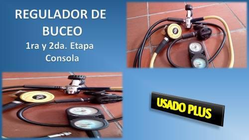 Regulador De Buceo