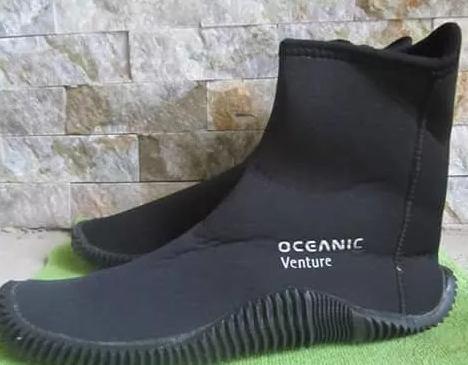 Zapatos Buceo Marca Oceanic Neopreno Oferta