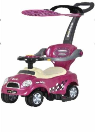 Carro Montable 3 En 1 Para Niña