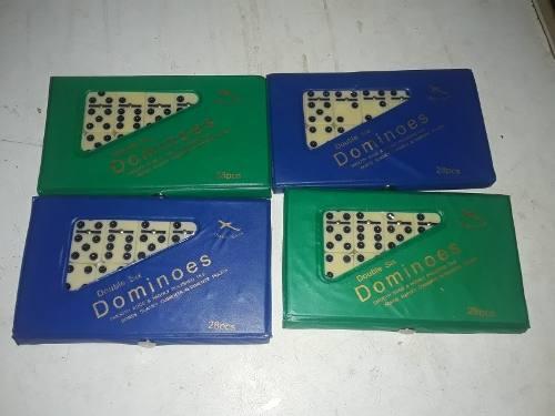 Juego De Mesa Domino Nuevos De Paquete