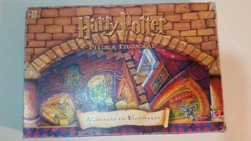 Juego De Mesa Harry Potter - Misterio En Hogwarts