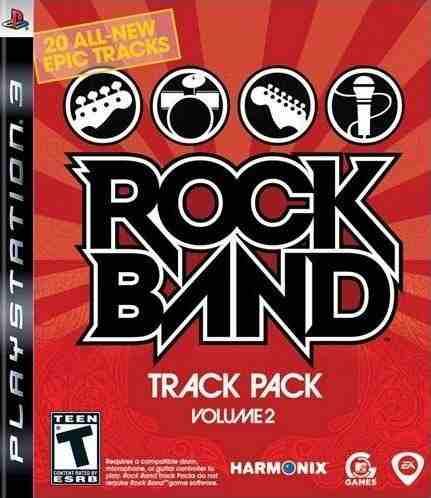 Juego De Will Original Rock Band Track Pack Volume 2