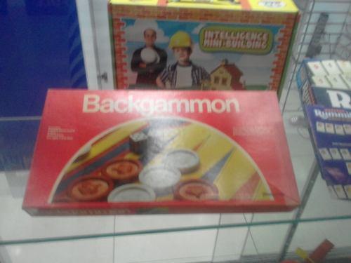 Juegos Rummirub, Backgammon, Juegos De Mesa