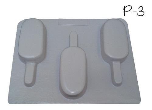 Moldes De Plástico Para Helados Y Paletas