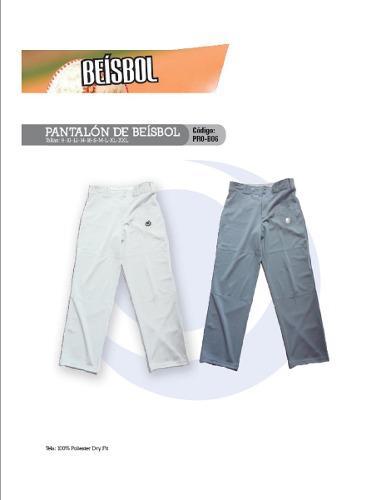Pantalon Para Softball O Beisbol Importado Marca Prosport