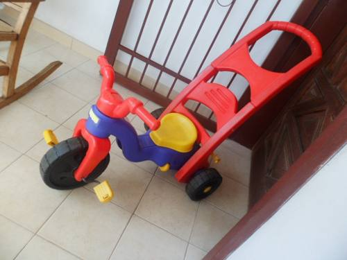 Triciclo 3 En 1, Fisher Price, Rock Roll Ride