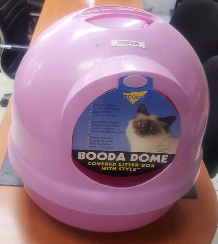 Arenero O Baño Para Gatos Dome, Petmate Importado