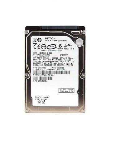Disco Duro 80 Gb Sata Para Laptop Hitachi