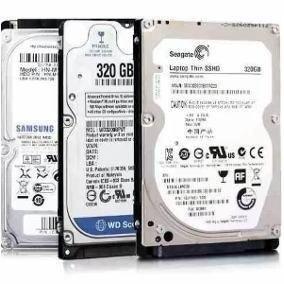 Discos Duros 320 Gb Para Laptop