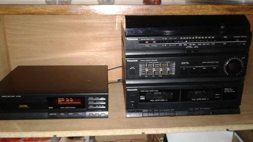 Equipo De Sonido Panasonic Antiguo