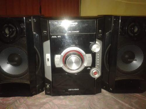 Equipo De Sonido Panasonic Sa-ak180 2800 Watts