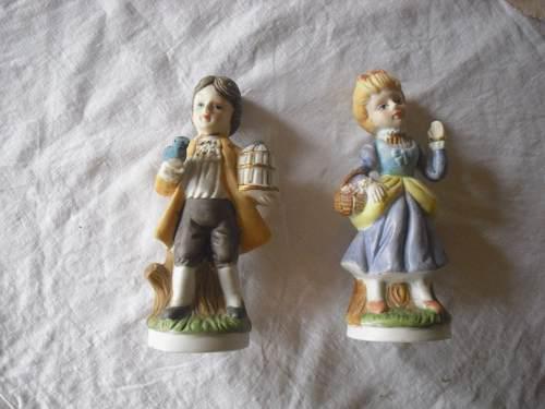 Figura De Porcelana 3