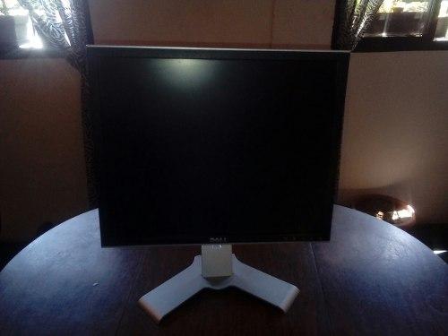 Monitor 19 Pulgadas Marca Dell En Perfectas Condiciones