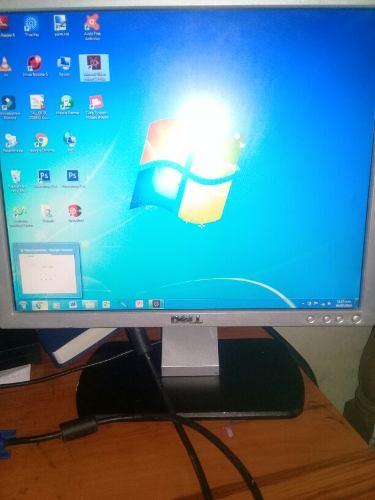Monitor Lcd 17 Marca Dell