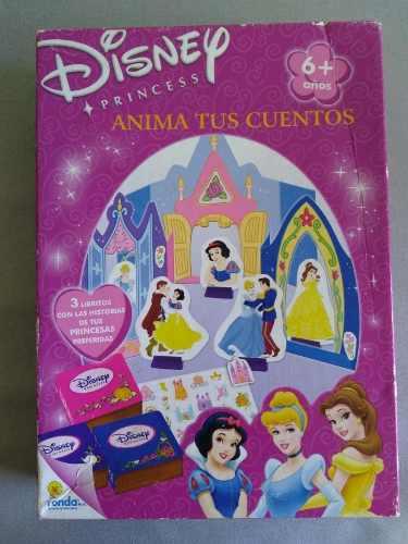Anima Tus Cuentos De Disney Princesas