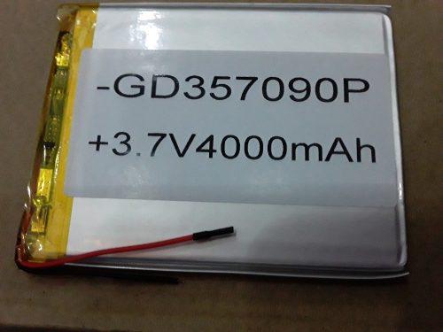 Bateria Pila Para Tablet 7 China 4000mah 3.7v Mayor Y Detal