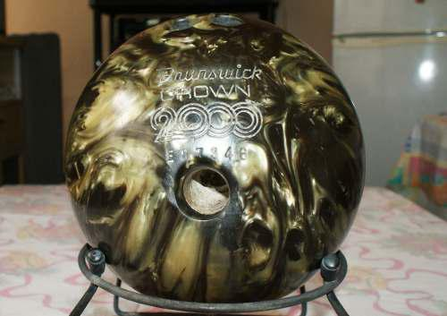 Bola De Bowling Brunswick Crown 2000 16 Lbs