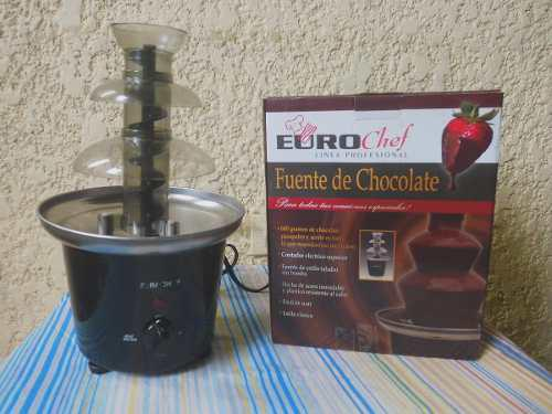 Fuente De Chocolate Eurochef Linea Profesional