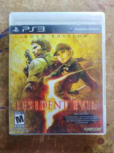 Juego Resident Evil 5