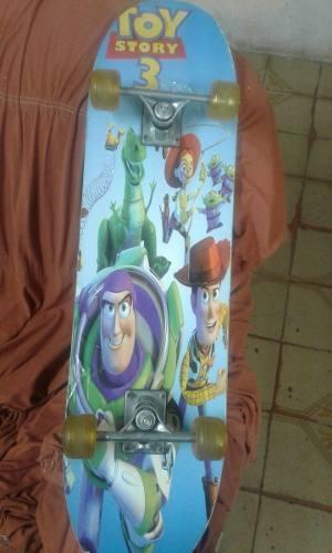 Patineta Para Niños De Toy Story