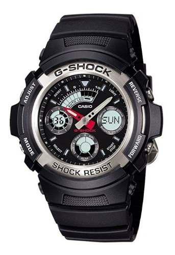 Reloj Casio Aw-590 G-shock Vendo O Cambio Por iPod O Cel