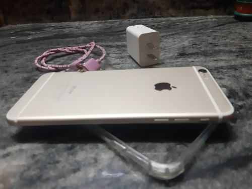 Vendo O Cambio iPhone 6 Plus Gold Excelente Estado