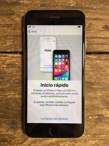 Vendo O Cambio iPhone 6s 128gb Usado