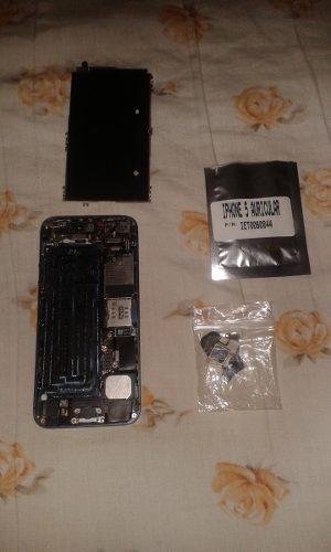 iPhone 5 Repuestos; iPhone 5 Blanco 70v