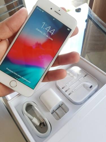 iPhone 6 16gb Silver / Liberados Somos Tienda Física