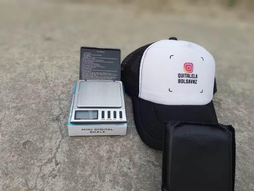 Balanza Digital Gramera Para Joyería 0,1g /500g Tienda