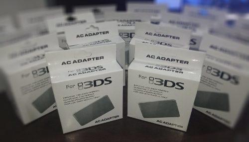 Cargadores De Ds I, Ds Xl, 3ds