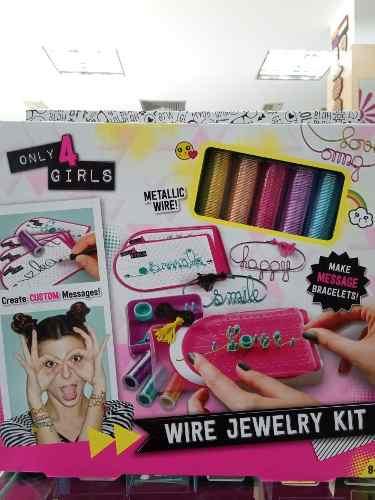 Kit Para Hacer Pulseras Juguete Tienda Física