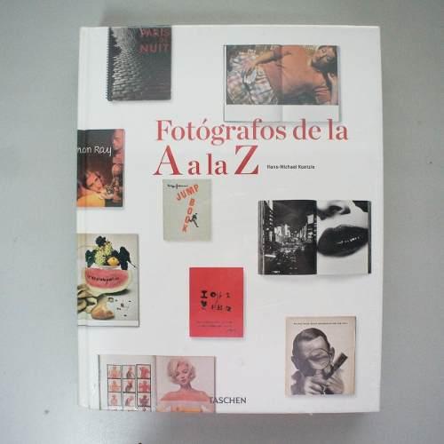 Libro Fotógrafos De La A A La Z. Taschen. Nuevo.