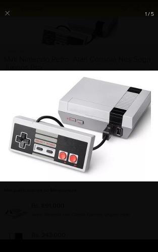 Mini Nintendo Retro 500 Juegos