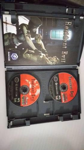 Resident Evil 1 Remake Videojuego Gamecube