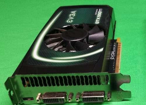 Tarjeta De Video Evga Geforce Gtx 550ti