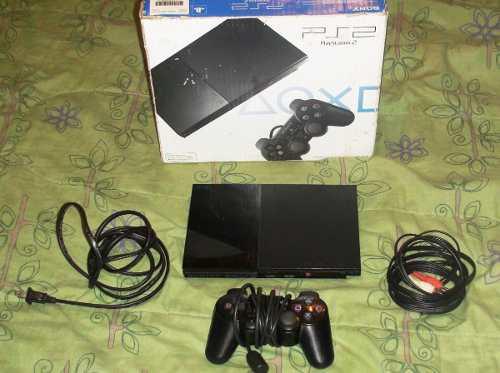 Playstation 2 Como Nuevo