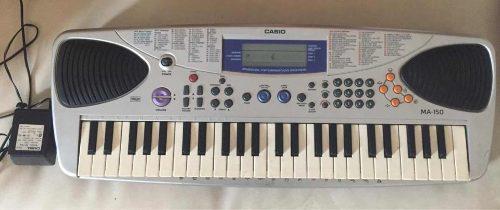 Teclado Musical Casio Ma 150