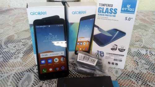 Alcatel Tetra 16gb 2gb Ram 4g Android 8.1 Forroyvidrio 70us