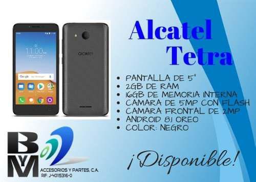Alcatel Tetra 16gb ¡somos Tienda Fisica!
