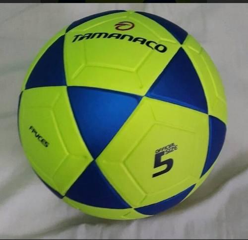 Balón Futbol #5 Marca Tamanaco (20 Verdes)