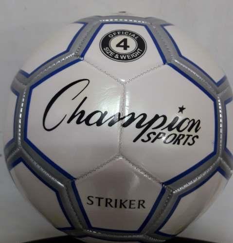 Balon Futbol Campo Nro 4 Cocido Champion / Kickingball