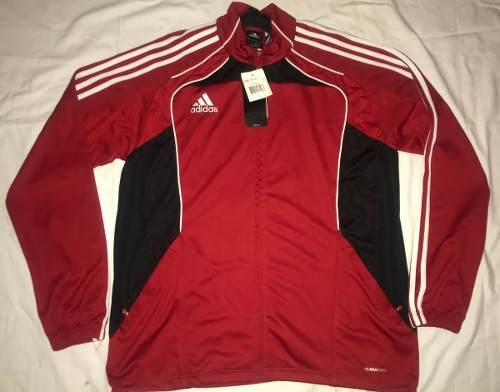 Chaqueta adidas Running Soccer Futbol Nueva Talla L