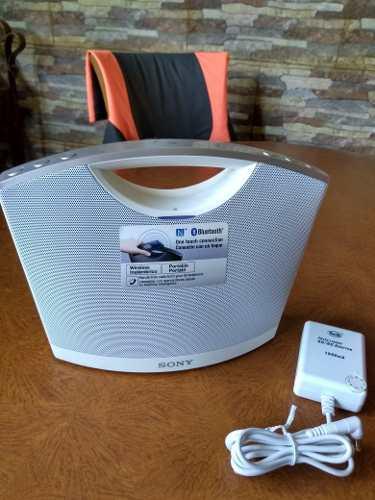Corneta Portátil Sony Bluetooth