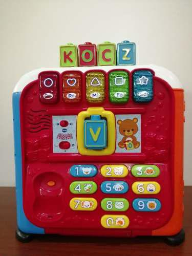 Cubo Didáctico Fisher Price