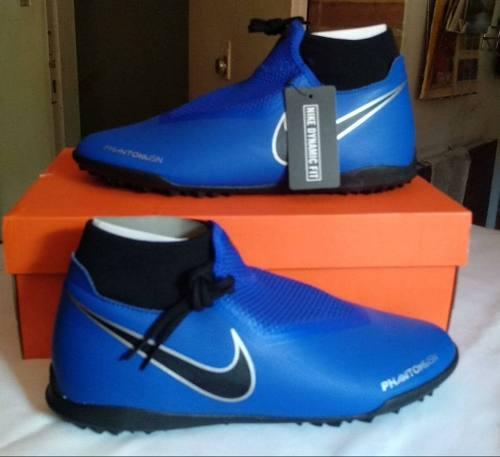 Microtacos Nike Phantom Vsn Academy Us10.5 Nuevos Originales