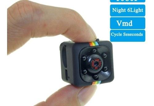 Mini Cámara Sq11 Original p 720p Grabadora De Vídeo