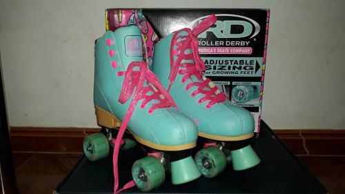 Patines Roller Derby Para Niña, Estilo Soy Luna